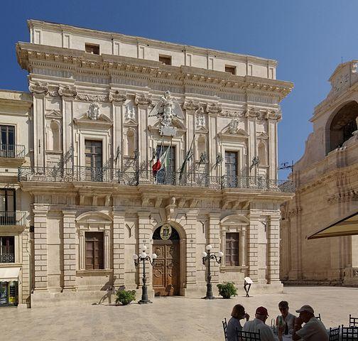 Дворец Вермексио в Сиракузах, Италия