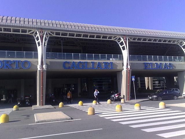 Аэропорт Эльмас в Италии