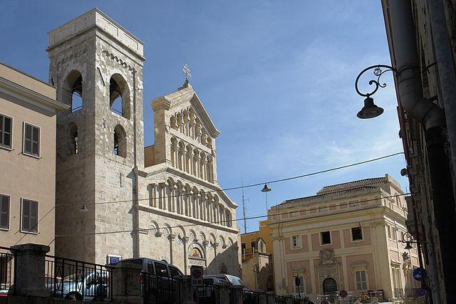 Достопримечательности Кальяри в Италии