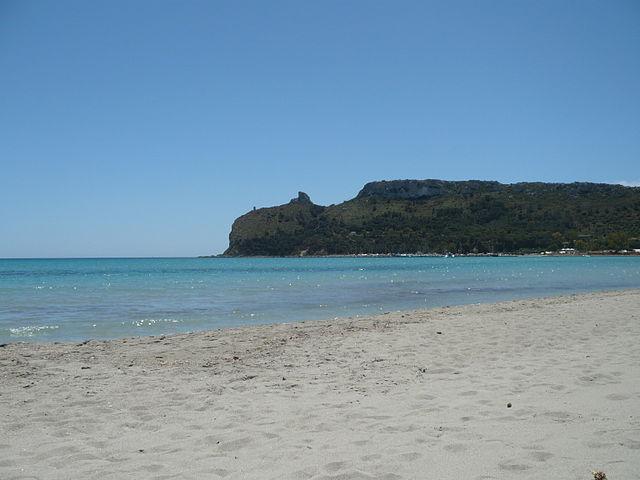 Пляжи в Кальяри на Сардинии