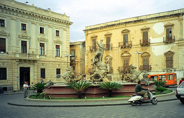 Достопримечательности Сиракузы в Италии