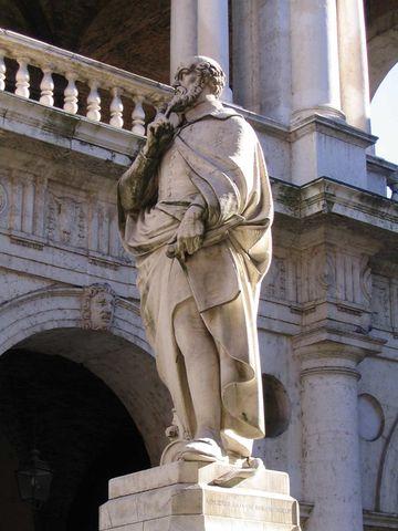 Достопримечательности Виченцы в Италии