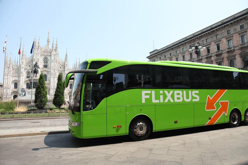Автобус из Милана в Верону