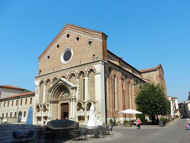 Базилика Сан-Лоренцо в Винченце