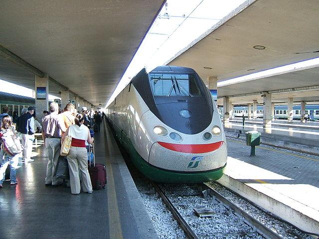 Поезд из Вероны во Флоренцию
