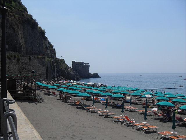 Пляжи Майори в Италии