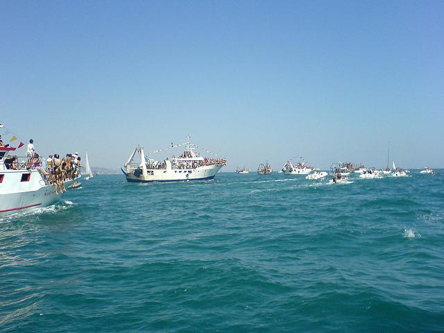 День рыбака в Пескаре