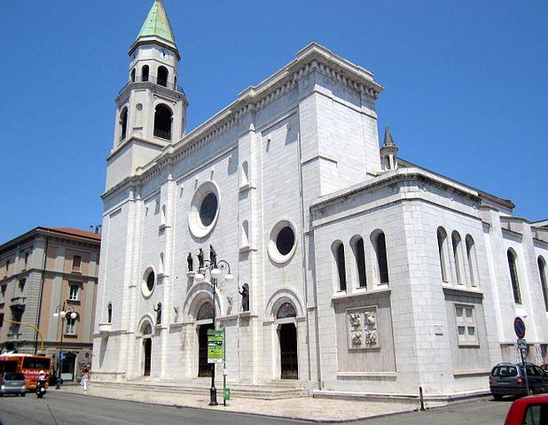 Достопримечательности Пескары в Италии