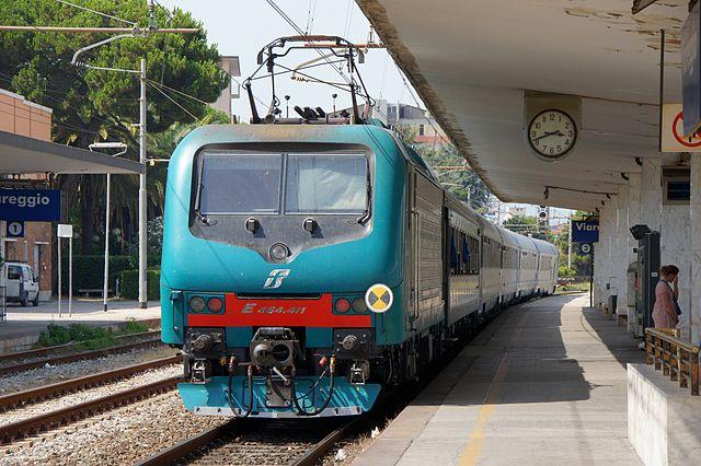 Как добраться до Виареджо в Италии