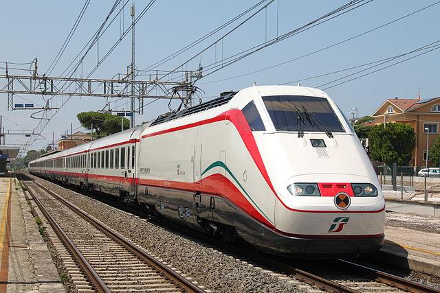 Поезд в Каттолику из Римини