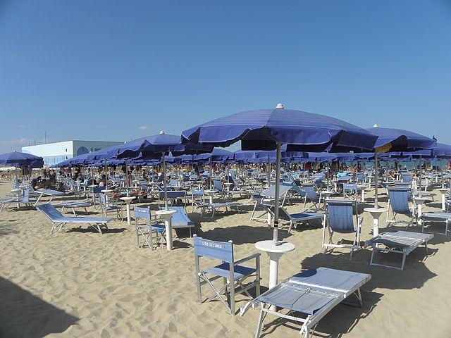 Пляжный отдых в Пескаре