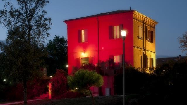 Особняк Casa Rossa