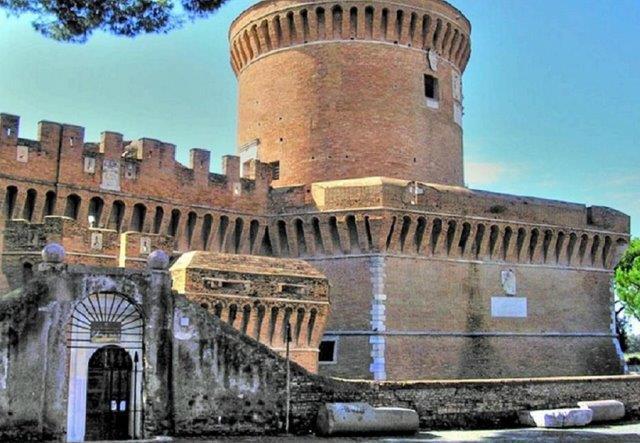 Достопримечательности Остии в Италии