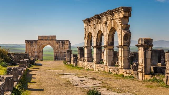 Лидо ди Остия и Остия Антика в Италии