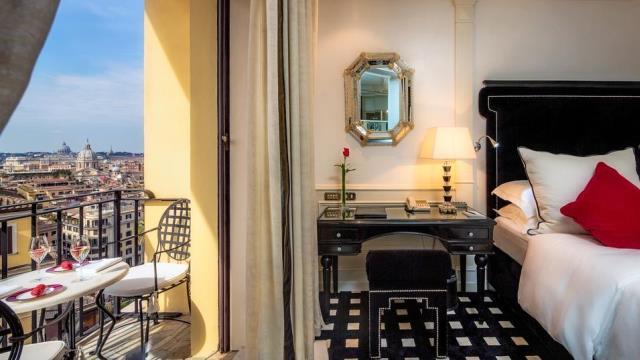 Лучшие отели в Риме