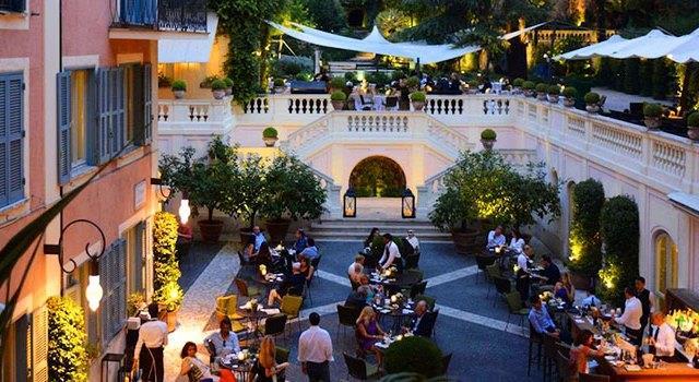 Отели в центре Рима