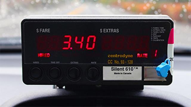 Тарифы такси в Риме