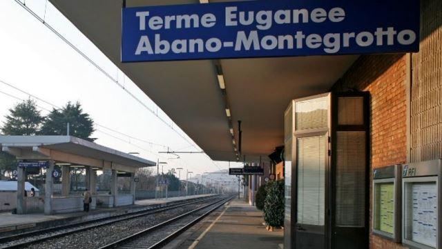 Станция Terme Euganee Abano-Montegrotto