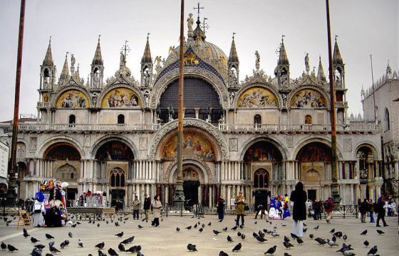 Примечательные соборы в Венеции, Собор Святого Марка