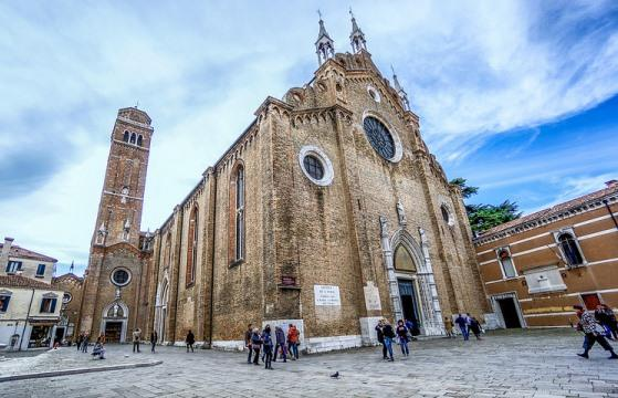 Произведения искусства в Соборе Успения Девы Марии в Венеции