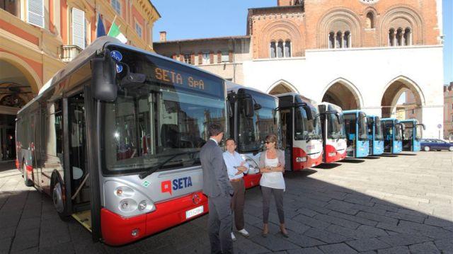 Автобусы до Пьяченцы в Италии