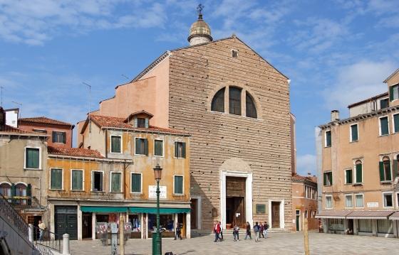 Церковь Святого Пантелеймона в Венеции