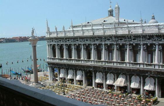 Библиотека Марчиана в Венеции