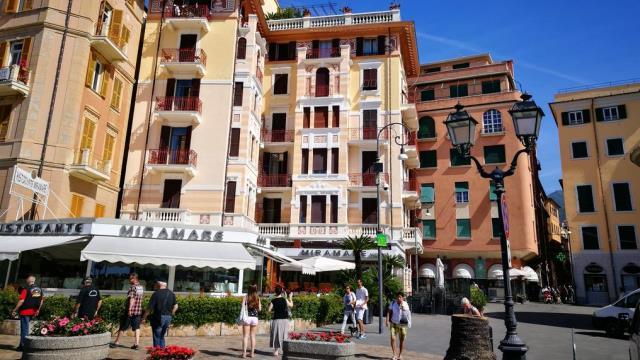 Отель в Рапалло Miramare Hotel