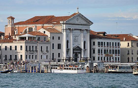 Церковь Святой Марии Милосердной в Венеции