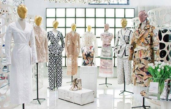 10 Corso Como один из самых модных магазинов в Милане