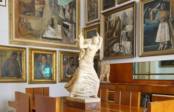 Дом-музей Босхи ди Стефано, Милан