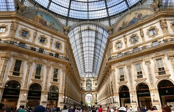 Лучшие магазины Милана, Галерея Виктора Эмануилла 2