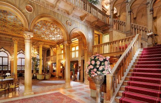 Отель Даниели в Венеции