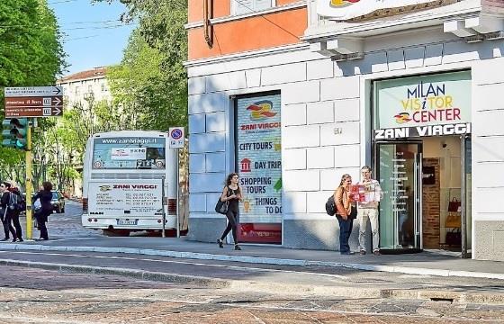 Автобус до аутлета Франчакорте из Милана