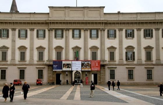Примечательные музеи в Милане, Королевский музей