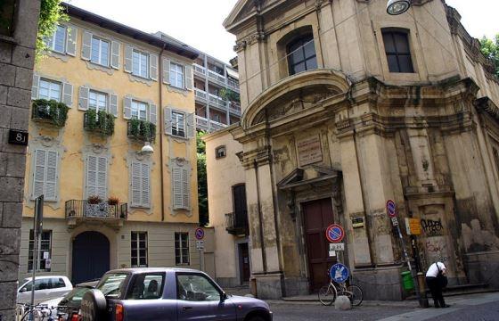 Музей-мастерская Франческо Мессины в Милане