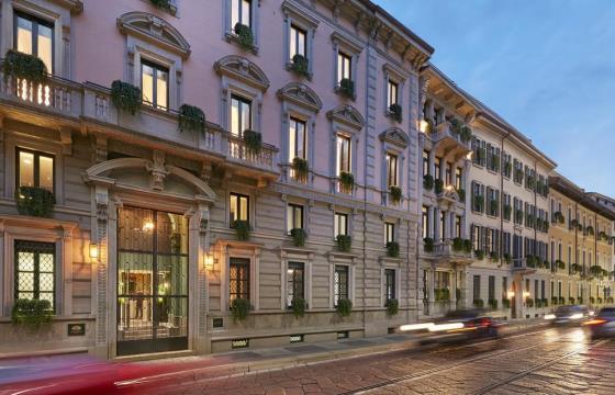 Лучшие пятизвездочные отели Милана в центре города