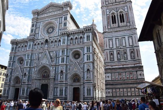 Примечательные соборы Флоренции, Собор Санта-Мария-дель-Фьоре
