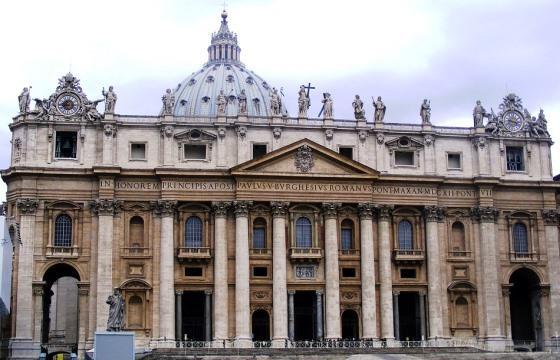 Главные соборы Рима, Собор Святого Петра