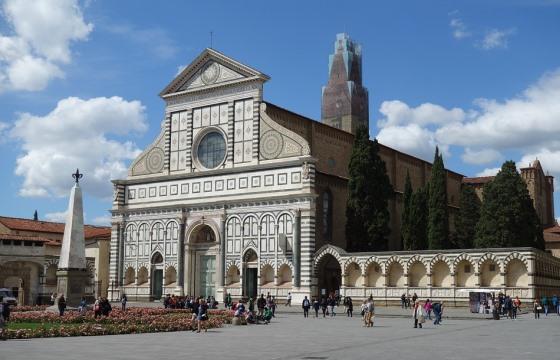 Главные соборы и церкви Флоренции, Базилика Санта-Мария-Новелла