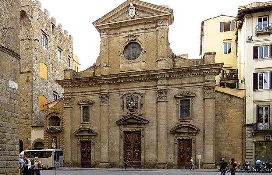 Базилика Санта-Тринита во Флоренции