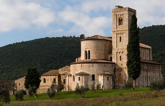 Приюты для пилигримов в монастырях Италии
