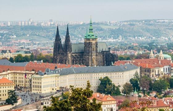 Что посмотреть в Праге за 1 день, Пражский Град