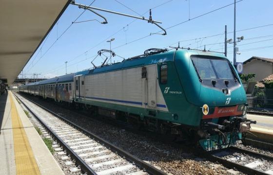 Как добраться из Флоренции в Пизу на поезде