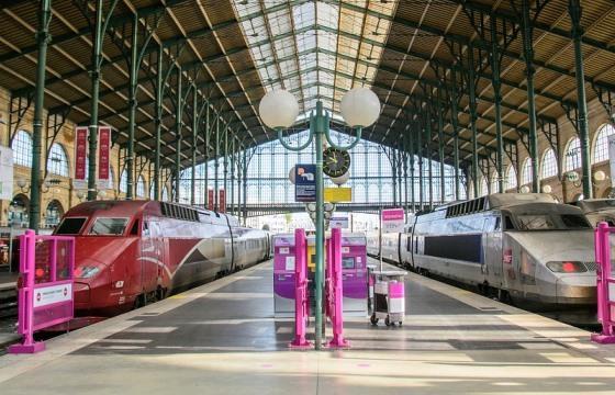 Из Милана в Париж на поезде