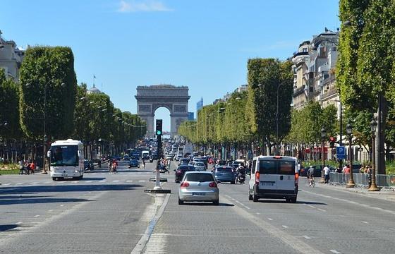 Из Милана в Париж на авто