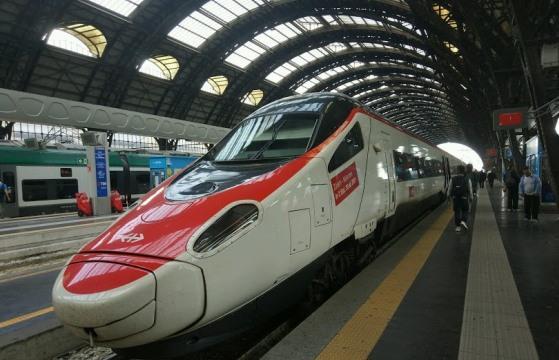 Как добраться из Милана в Геную на поезде