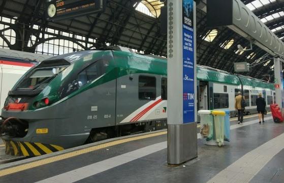 Поезда в Геную отправляются со станции Милано Централе