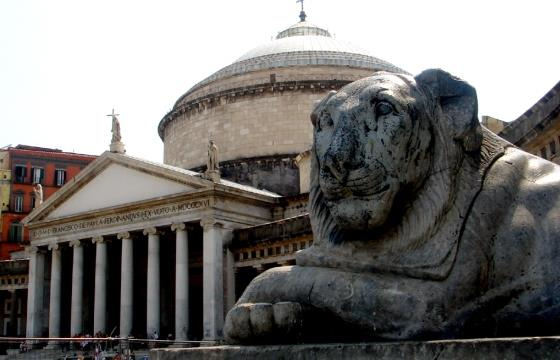 Базилика Сан-Франческо-ди-Паола в Неаполе
