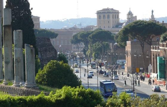 Лучшие районы Рима для аренды жилья путешественникам
